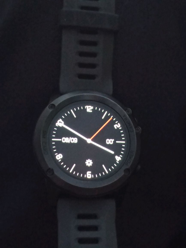 Часы H1 ip68(GPS sim) ОБМЕН