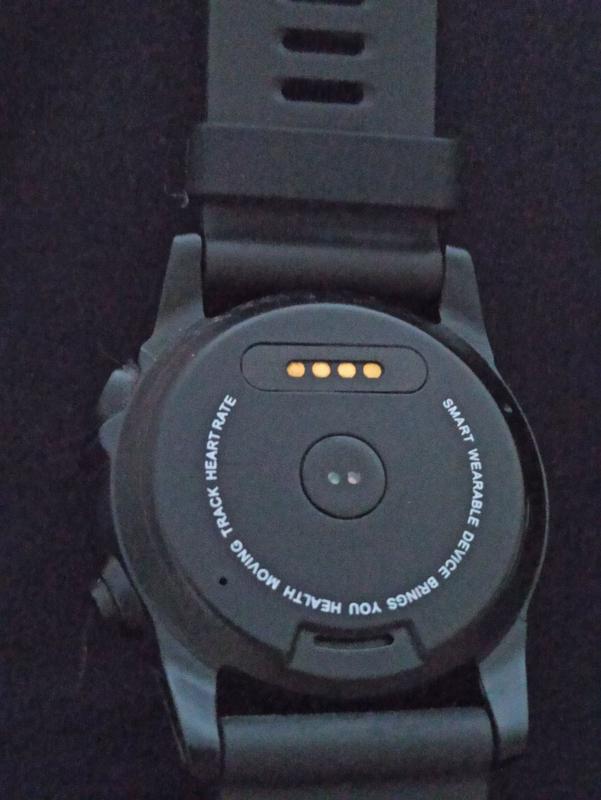 Часы H1 ip68(GPS sim) ОБМЕН - Фото 3