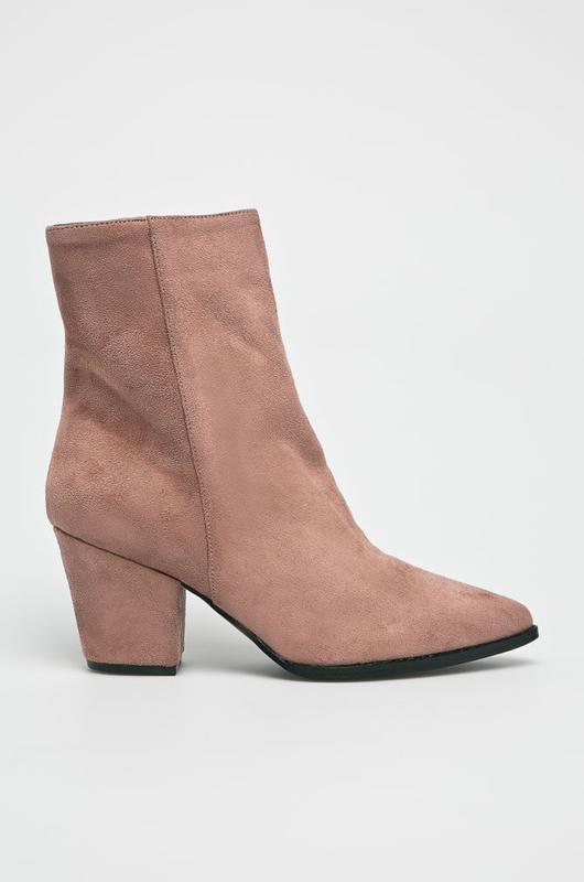 Новые ботинки ANSWEAR HERITAGE бежевые