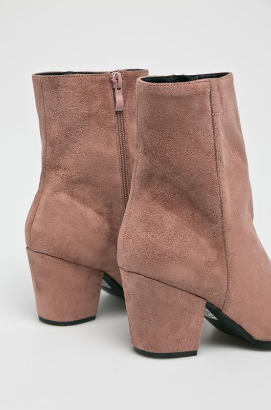 Новые ботинки ANSWEAR HERITAGE бежевые - Фото 2