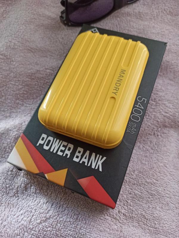Power bank 5400mAh