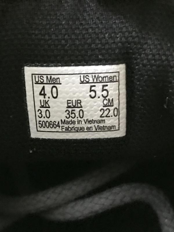 Кроссовки  vans iso - Фото 4