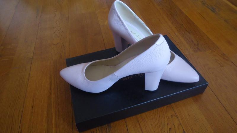 туфли QURA кожа размер 40