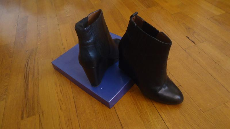 сапоги женские на платформе скала Massimo Dutti  новые  Размер 41