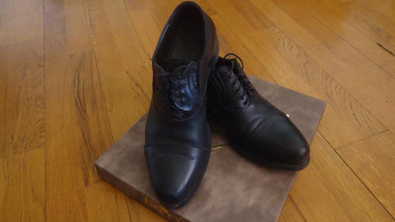 туфли мужские производство Италия размер 39 полномерный