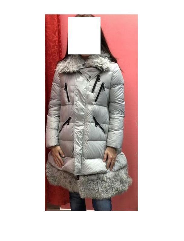 Куртка moncler s, m