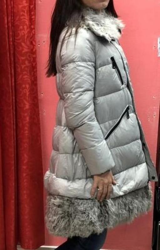 Куртка moncler s, m - Фото 2