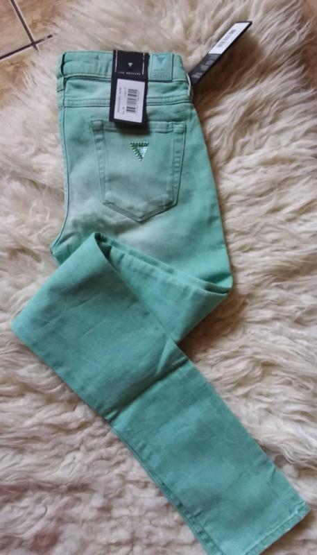 Классные джинсы guess 26-32 - Фото 2