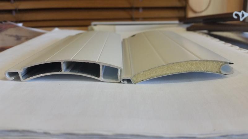 Защитные роллеты на окна, балкон, гараж