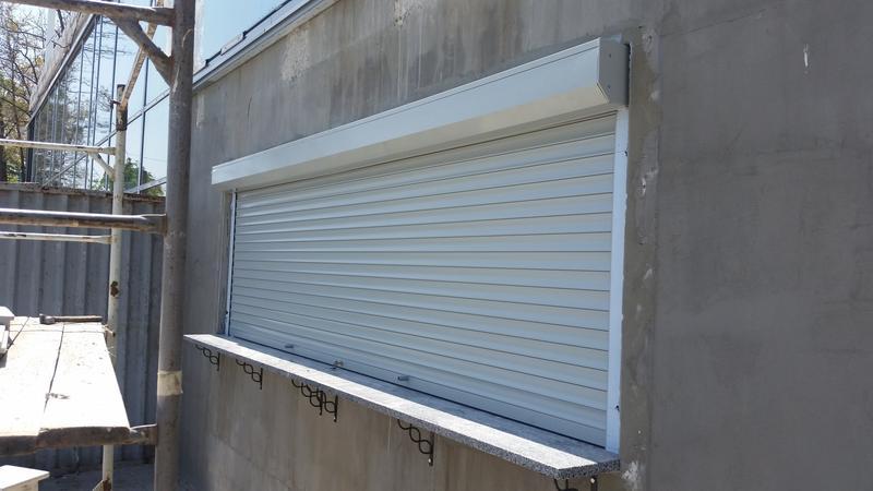 Защитные роллеты на окна, балкон, гараж - Фото 3