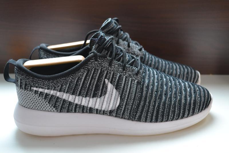 Nike roshe two flyknit 42р кроссовки оригинал