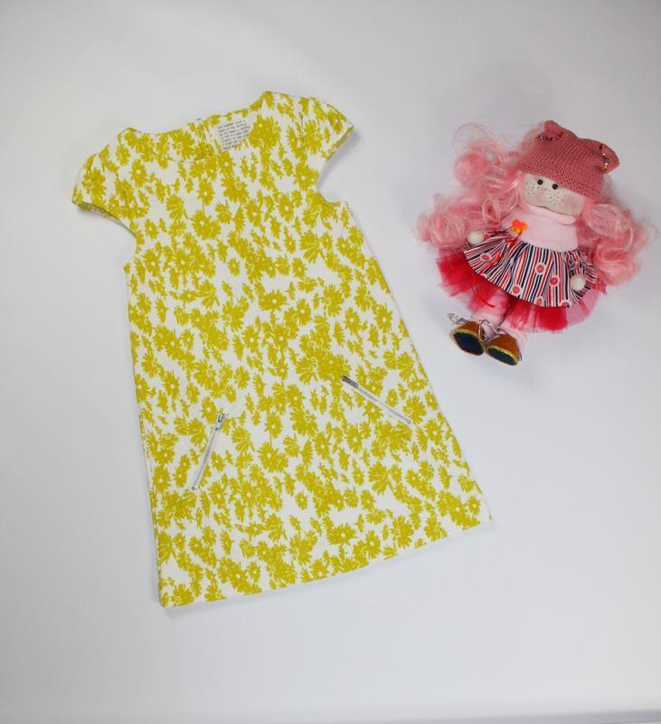 Платье next на 6 лет, рост 116 см
