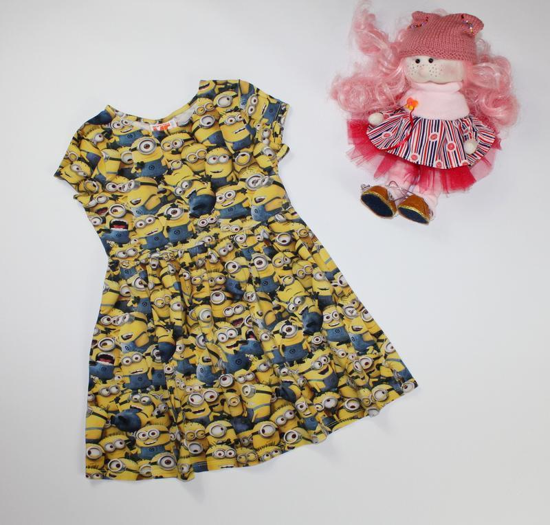 Платье george на 4-5 лет, рост 110 см