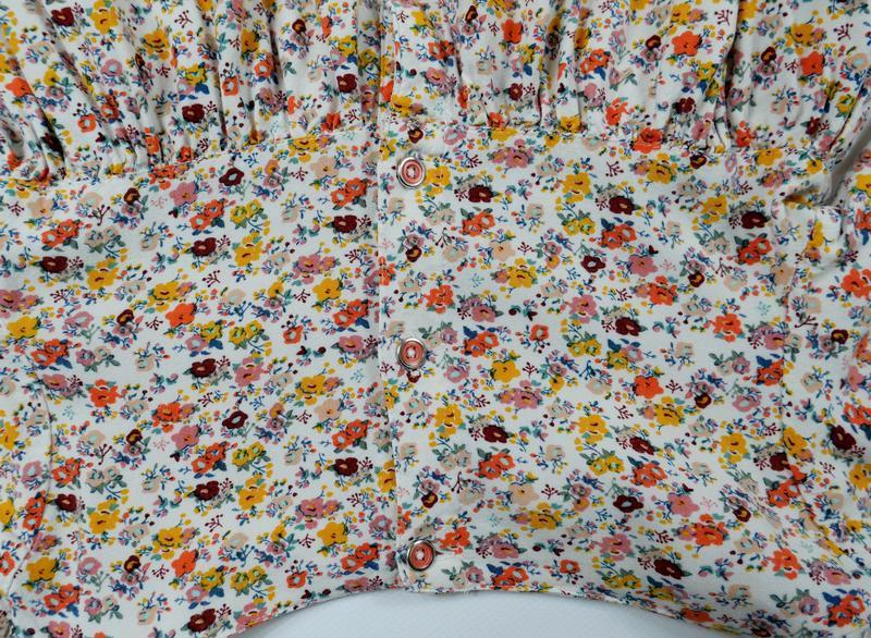 Блузка, кофта m&s на 4-5 лет, рост 110 см - Фото 4