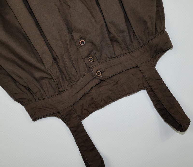 Блузка на 5-6 лет, рост 116 см - Фото 3