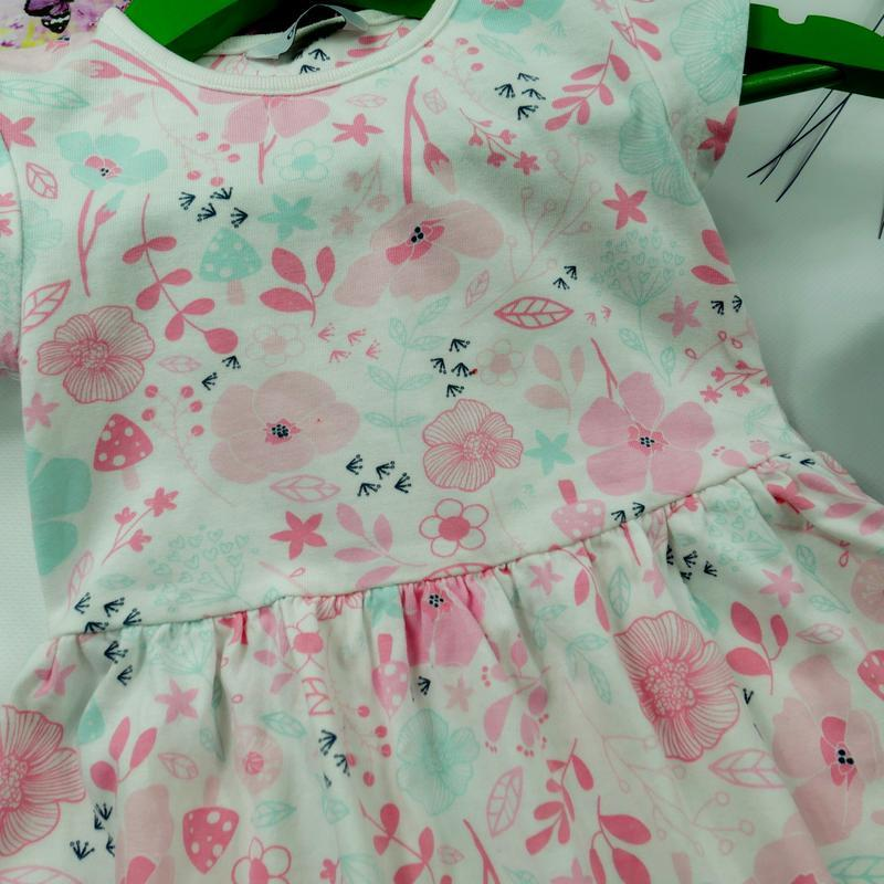 Платье george на 1-1.5 года, рост 80-86 см - Фото 3