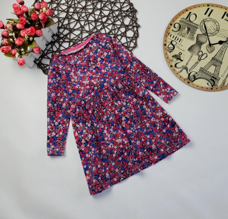 Платье bluezoo на 1-1,5 года, рост 80-86 см