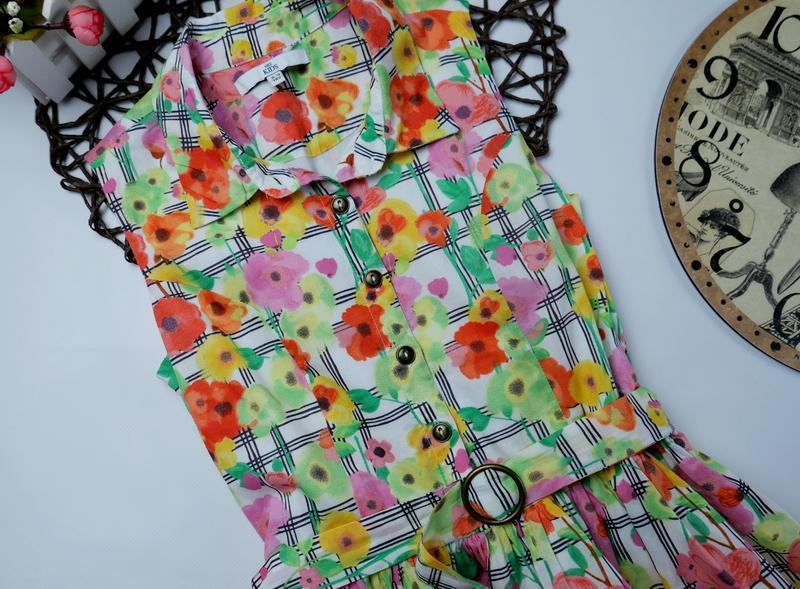 Платье m&s на 8-9 лет, рост 128-134 см - Фото 2