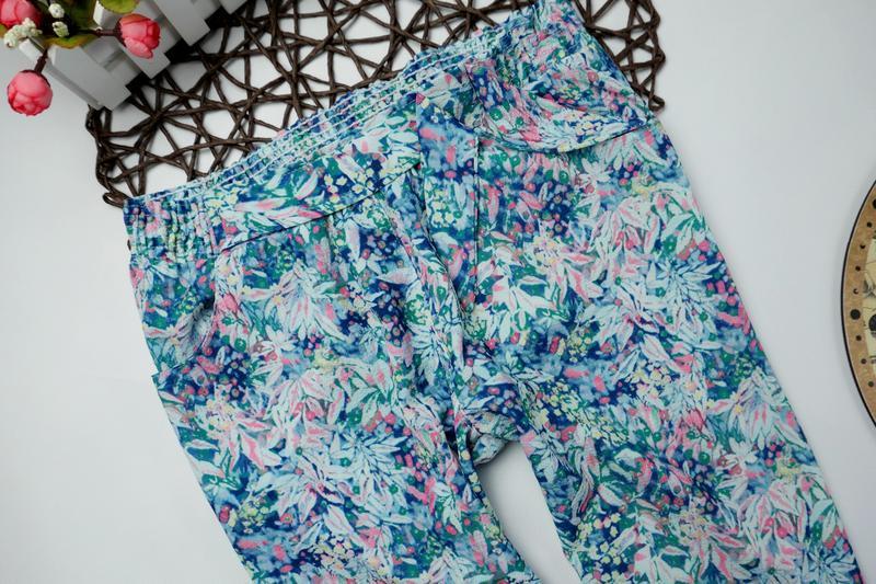 Джоггеры, штаны на 10 лет, рост 140 см - Фото 2