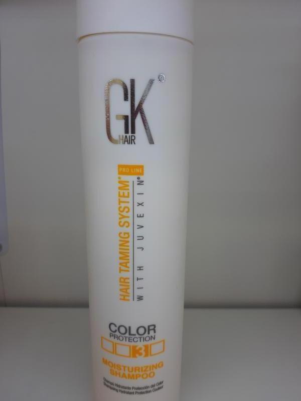Зволожуючий шампунь та кондиціонер від Global keratin - Фото 2