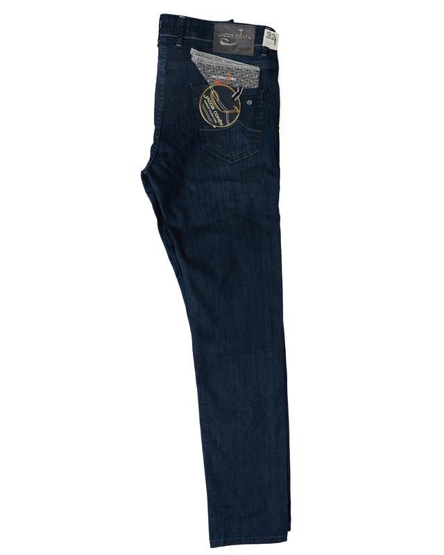Jacob Cohёn. Тёмно-синие классические джинсы - Фото 2