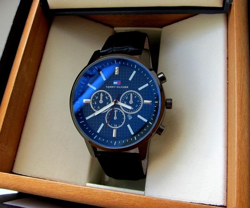 Мужские часы черные. Стильные часы мужские. Чоловічий годинник