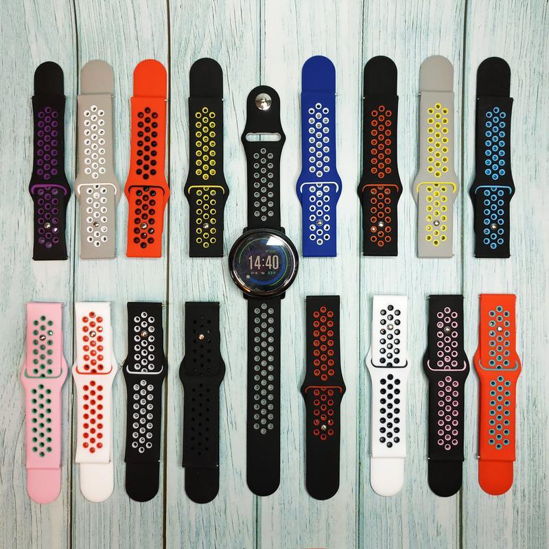 Ремешок на Amazfit Pace,Stratos; Huawei Watch 2, 2Pro, GT(22мм)