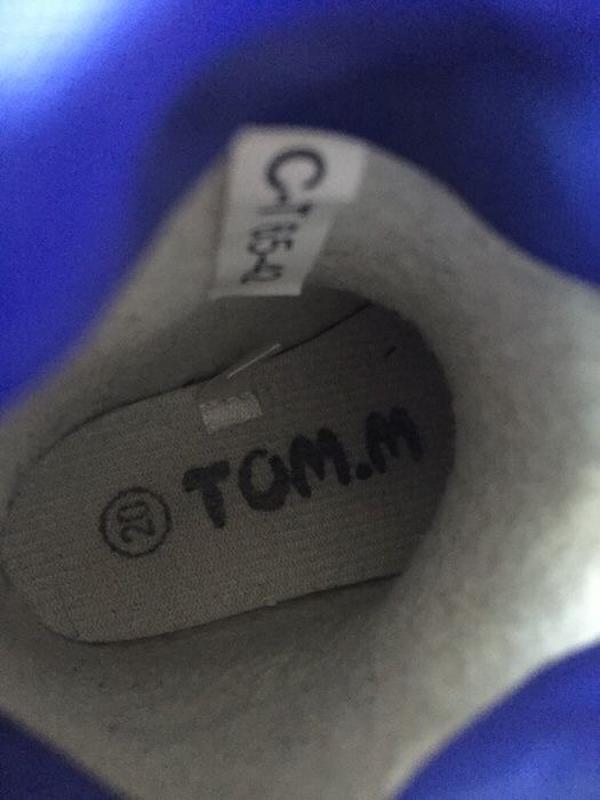 Резиновые сапожки 20 размер 13 см - Фото 5