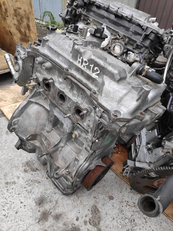 двигатель Nissan Micra/Note 1.2i HR12DE