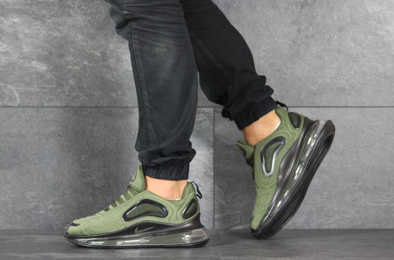 Модные мужские кроссовки   Nike Air Max 720 - Фото 2