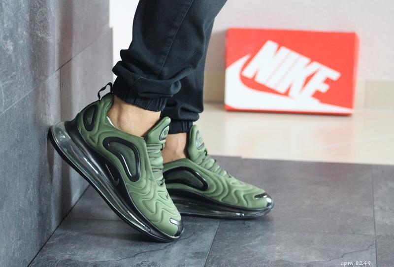 Модные мужские кроссовки   Nike Air Max 720 - Фото 3