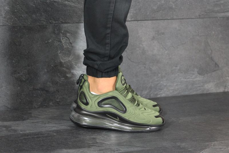 Модные мужские кроссовки   Nike Air Max 720 - Фото 4