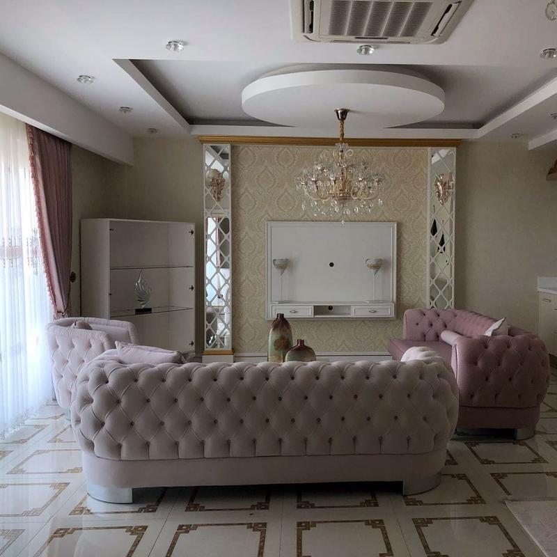 Шикарное капиталовложении в недвижимость в Турции