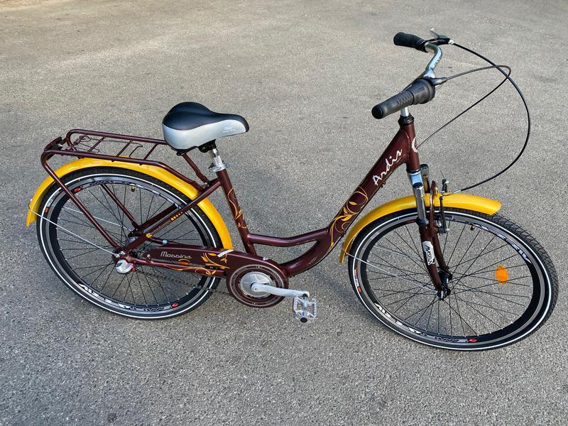 Велосипед Ardis Messina 26 алюминиевый с трехскоростной втулкой