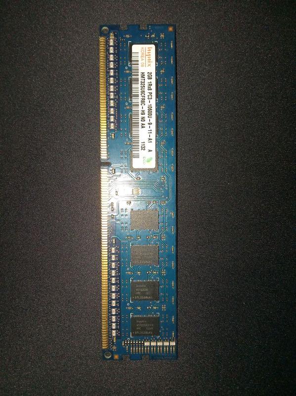 Оперативная память 2 Гб 1132 ddr3