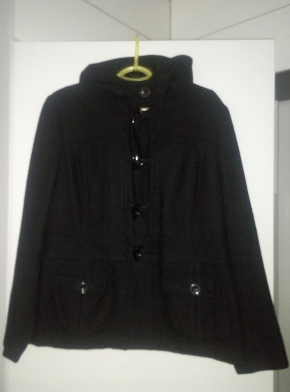 Демисезонное пальто new look