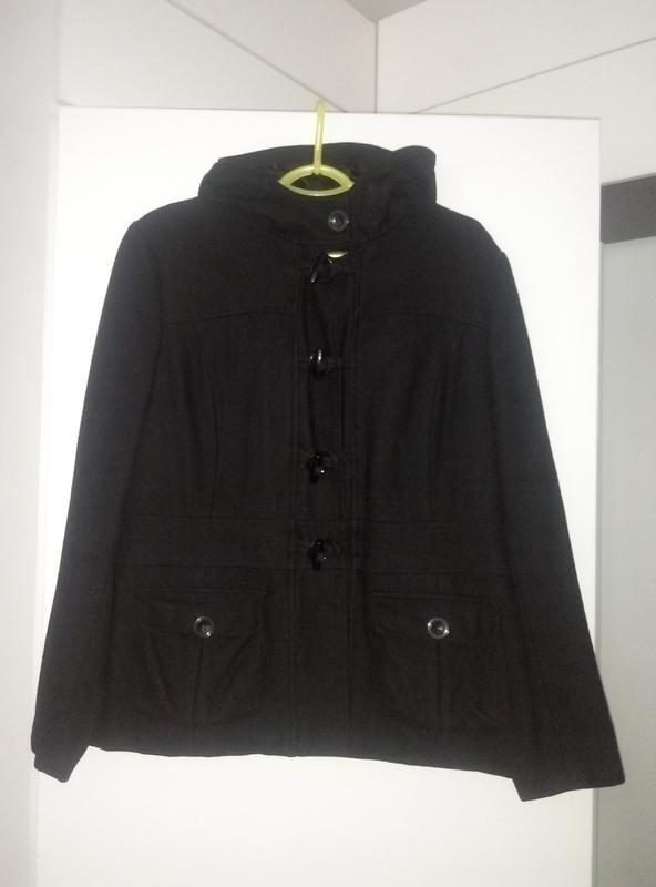 Демисезонное пальто new look - Фото 2