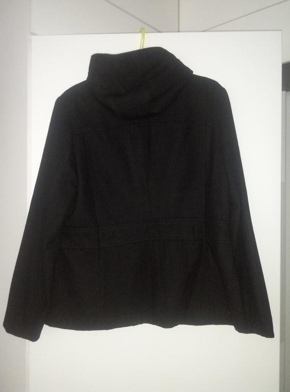 Демисезонное пальто new look - Фото 3