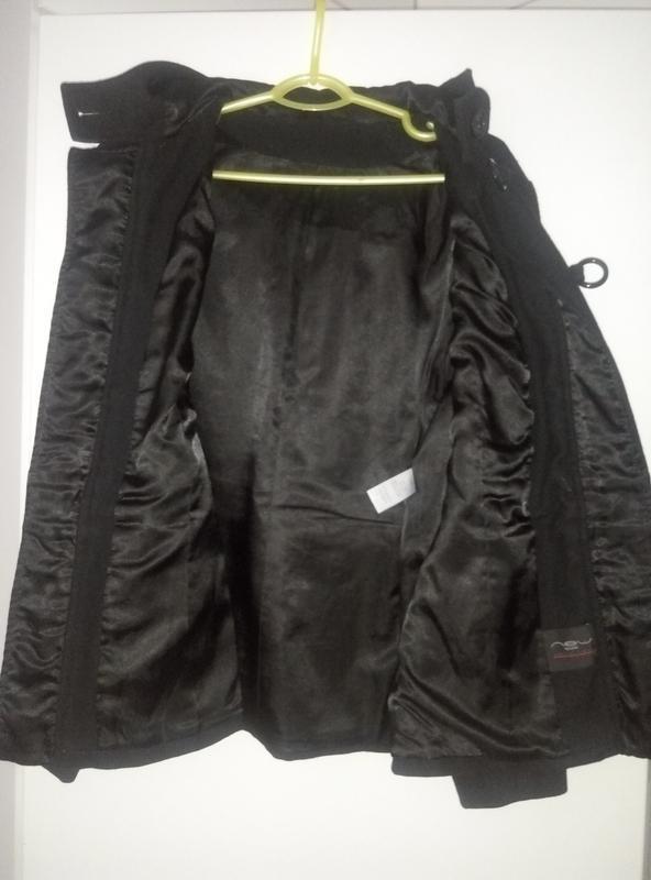 Демисезонное пальто new look - Фото 4