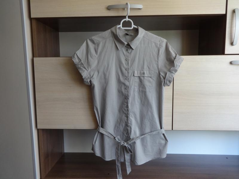 Рубашка h&m - Фото 3