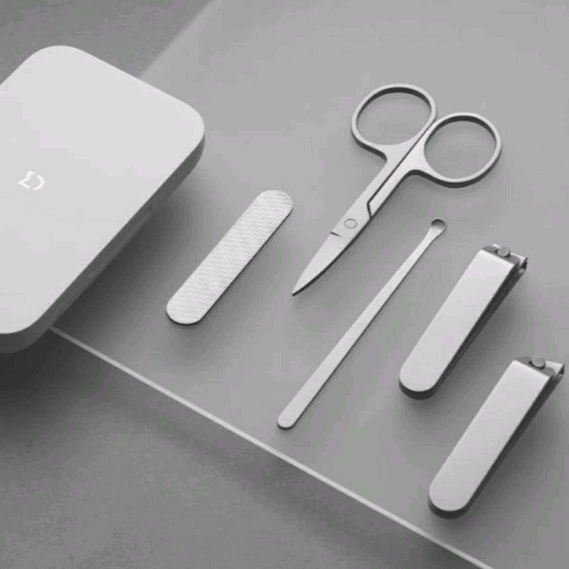 Набор для маникюра Xiaomi Mijia Nail Cliper Set 5 in 1 MJZJD002QW