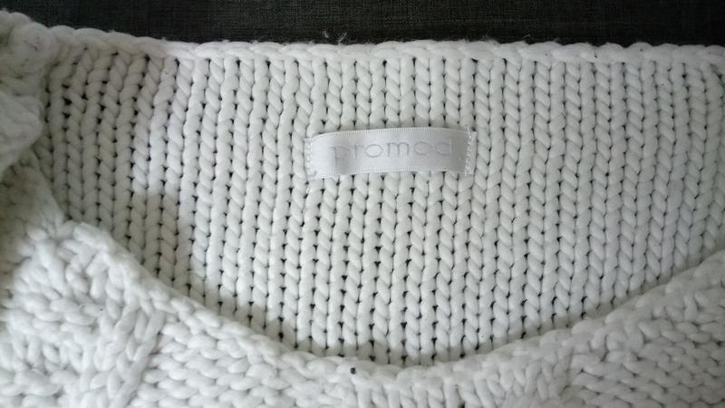 Классный свитер promod - Фото 3