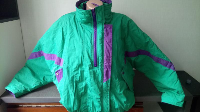 Эксклюзивная ультромодная зимняя куртка оверсайз