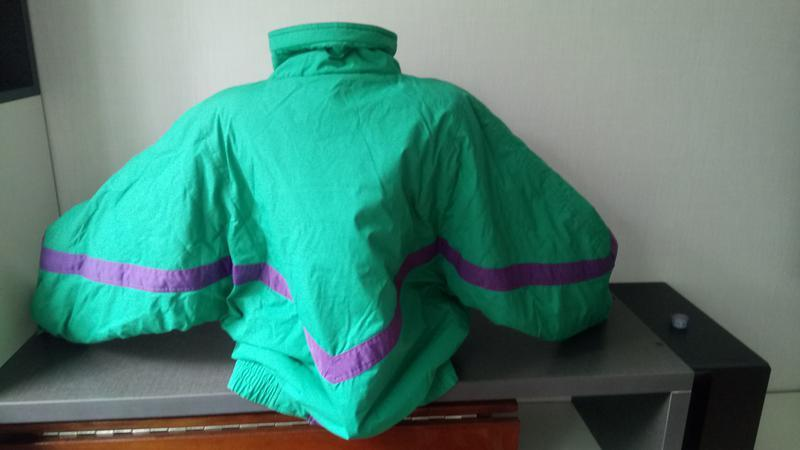 Эксклюзивная ультромодная зимняя куртка оверсайз - Фото 2
