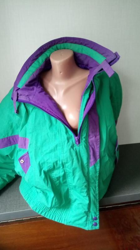 Эксклюзивная ультромодная зимняя куртка оверсайз - Фото 3
