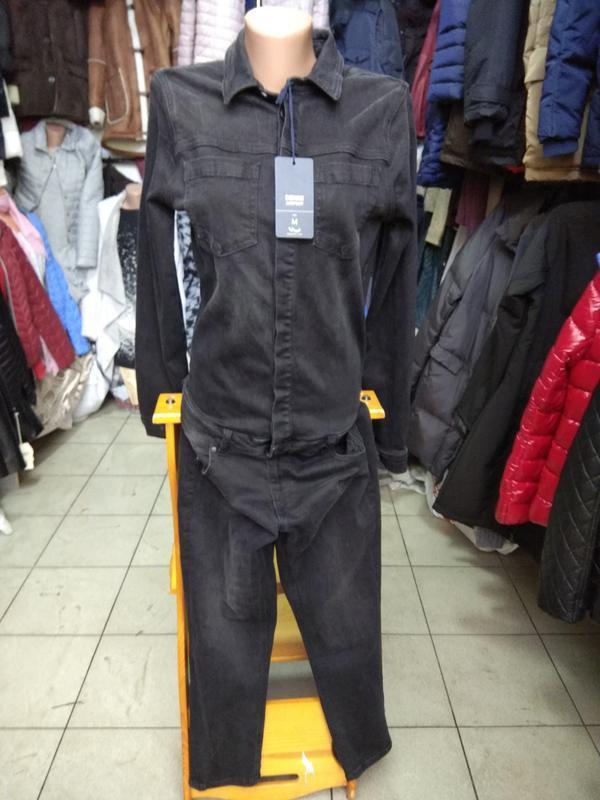 Ультрамодный джинсовый комбинезон ltb