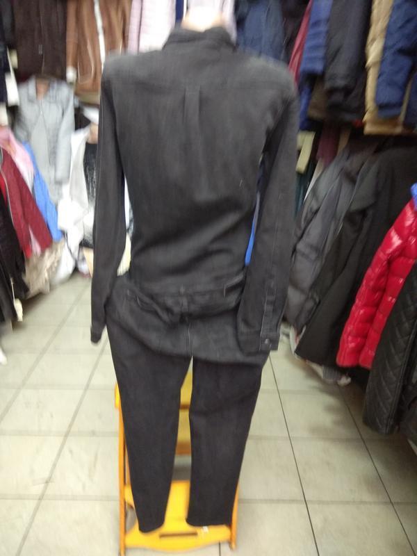 Ультрамодный джинсовый комбинезон ltb - Фото 2