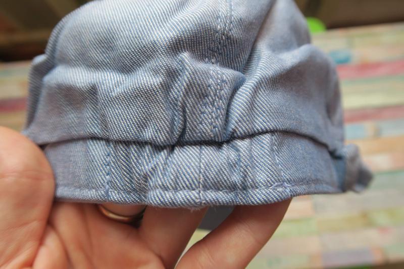 Кепик на 4-6 лет, h&m cap with bow - Фото 5