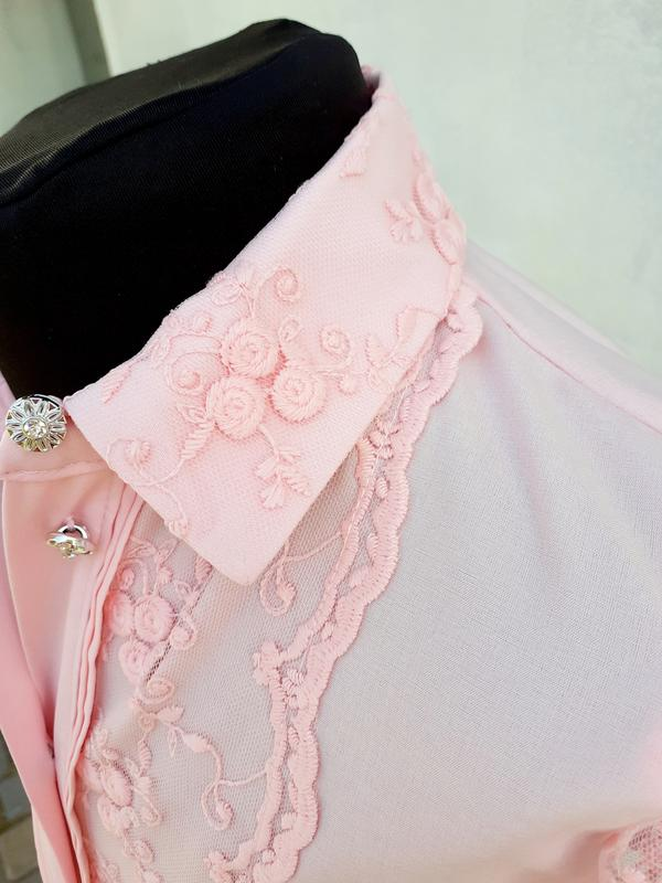 Блуза шкільна - Фото 2