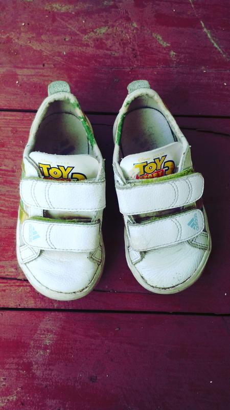 Кеды кроссовки детские - Фото 2